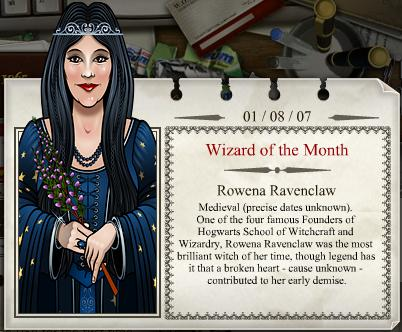 HPL Guide To Jkrowling Com Wizard Of The Month Archive