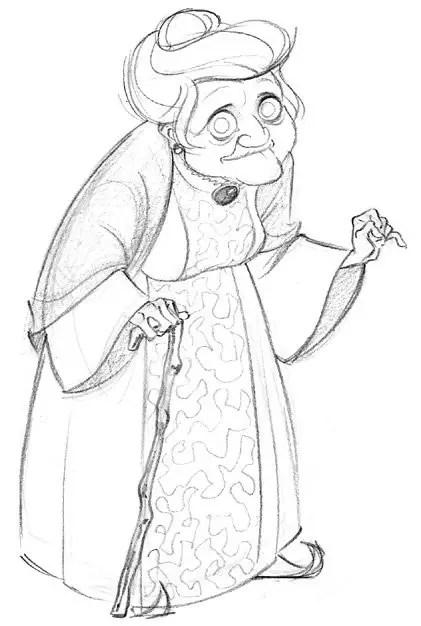 Bathilda Bagshot