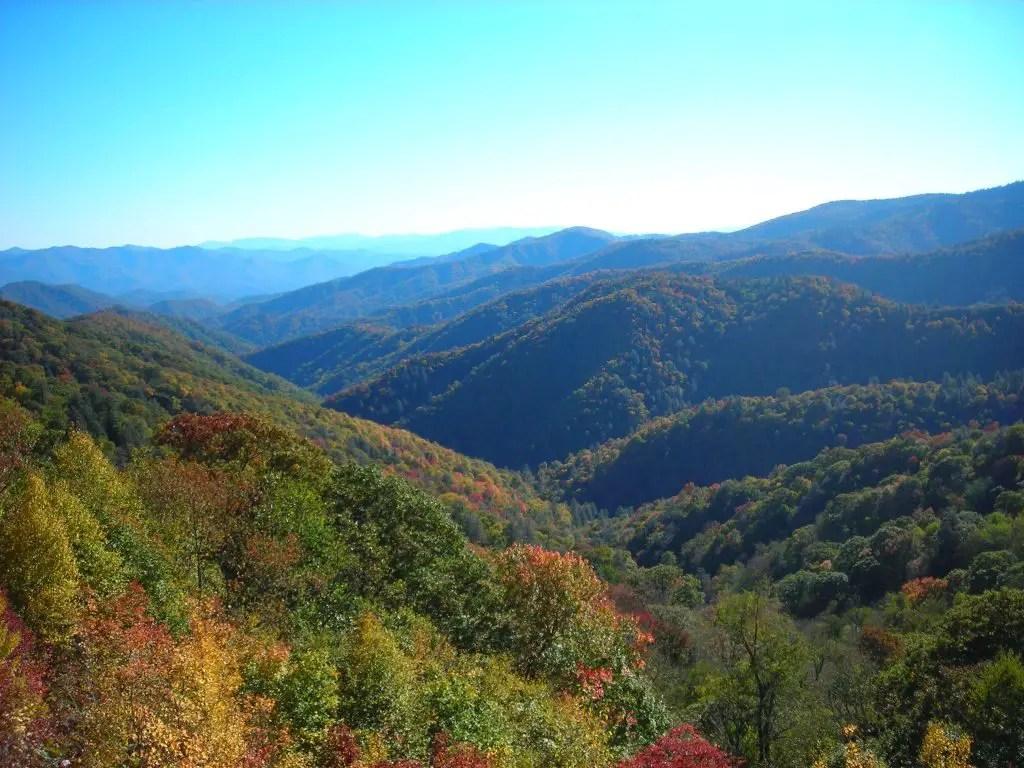 Harry Potter Fall Wallpaper Appalachian Mountains The Harry Potter Lexicon
