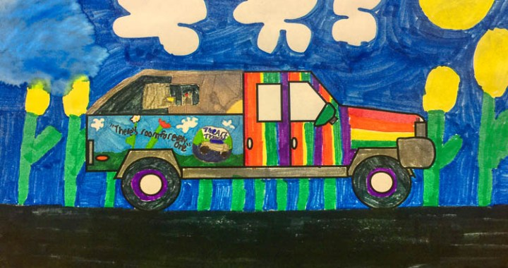 truck by Tristan Herbst