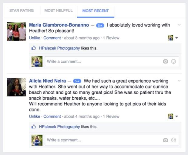 heather palecek reviews
