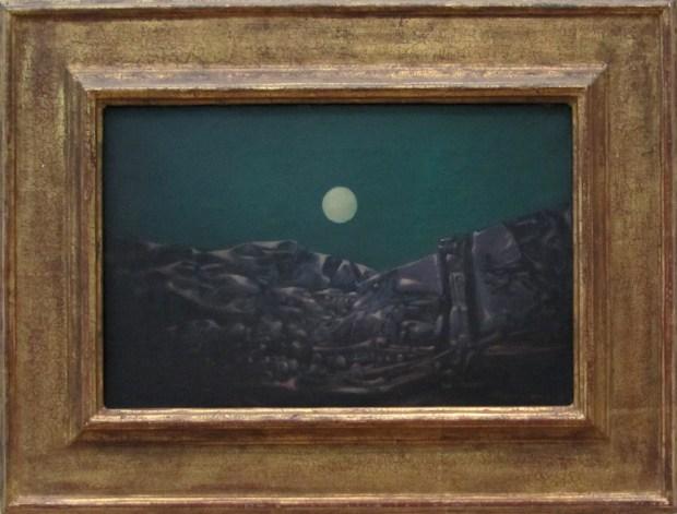 Max Ernst Summer Night in Arizona