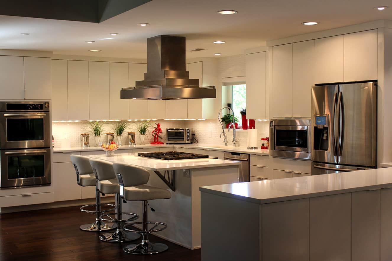kitchen remodel dallas small island with stools hpd architecture interiors