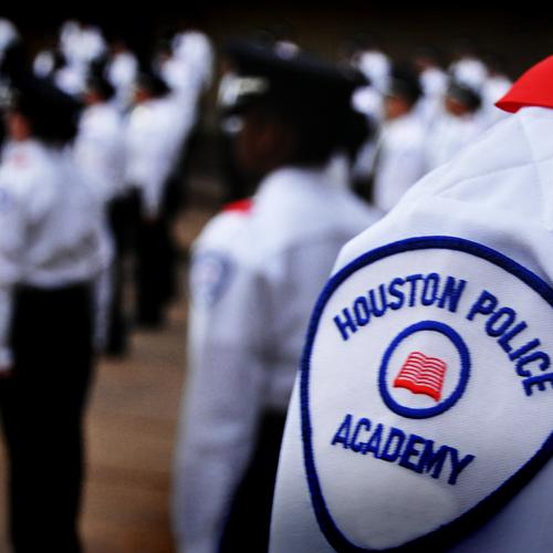 Houston Police Department Badge