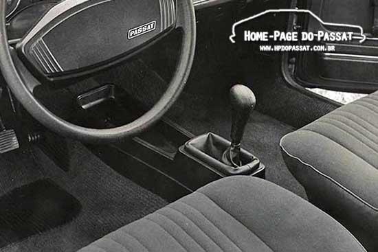 Console simples, em foto de divulgação da linha 1979.