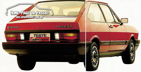 Passat GTS Pointer 1988