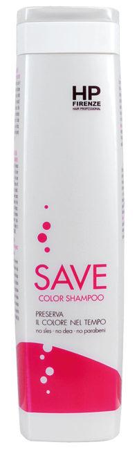 Save color shampoo