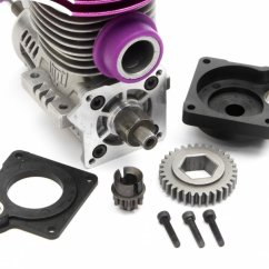 Hpi Savage 25 Parts Diagram Msd 6aln Wiring 6430 15201 Nitro Star K4 6 Engine With Pullstart This Part Fits The Following Kits