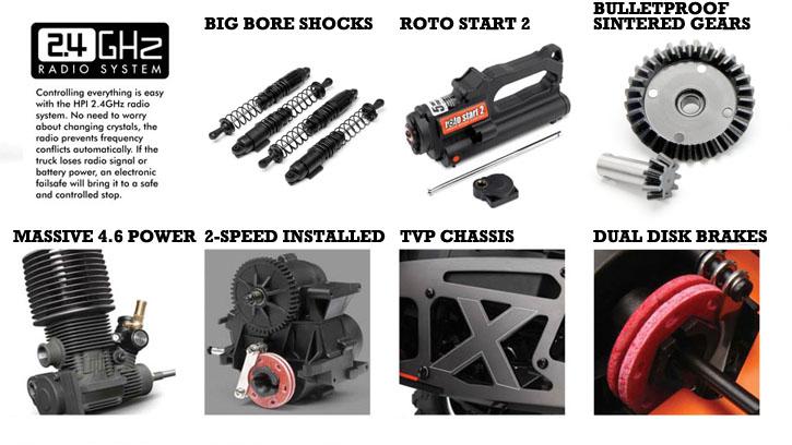 hpi savage 25 parts diagram wheel horse tractor wiring schematic 105645 rtr 4 6 2 4ghz upgrades x w