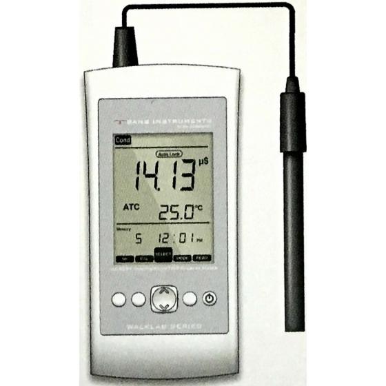 宏濬儀器有限公司 - 攜帶型電導度計