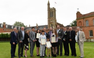 Environment 2020 and art competition winners