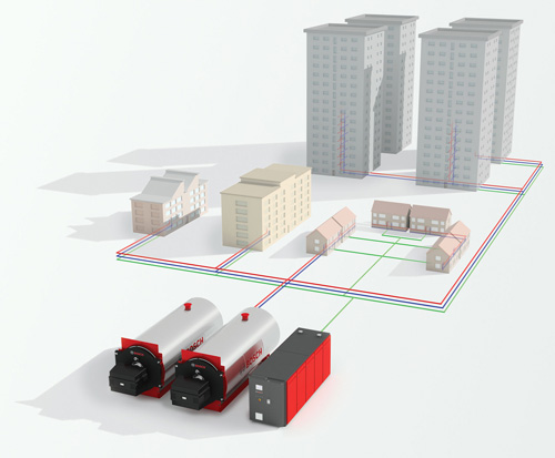 Heat network design practices warning