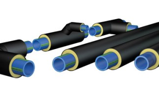 PP-R Pipes (Wide diameter piping)
