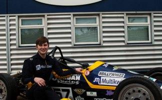 Multikwik is proud to be sponsoring Formula Vee driver, Jamie Harrison