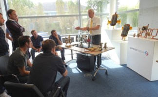 The workshops are designed to allow installers to ask questions, share their opinions and get hands-on with how deaeration works