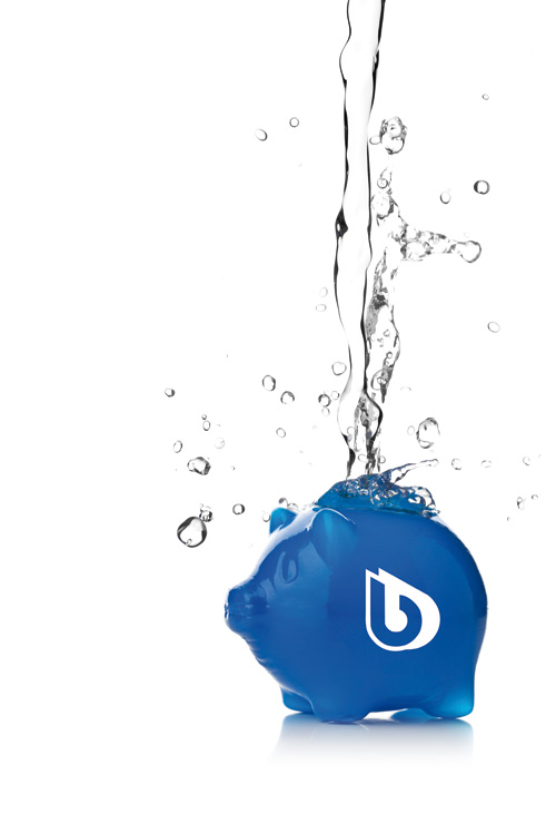 BWT champion the use of water softeners even in less hard water areas