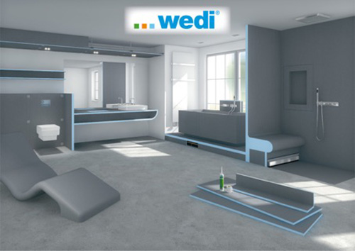 All wedi products come with a 10-year guarantee