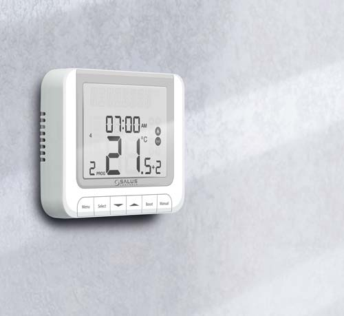 The new RT520 thermostat from SALUS
