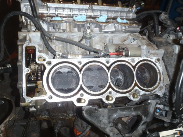 Cadillac Northstar Head Gasket Repair - Year of Clean Water