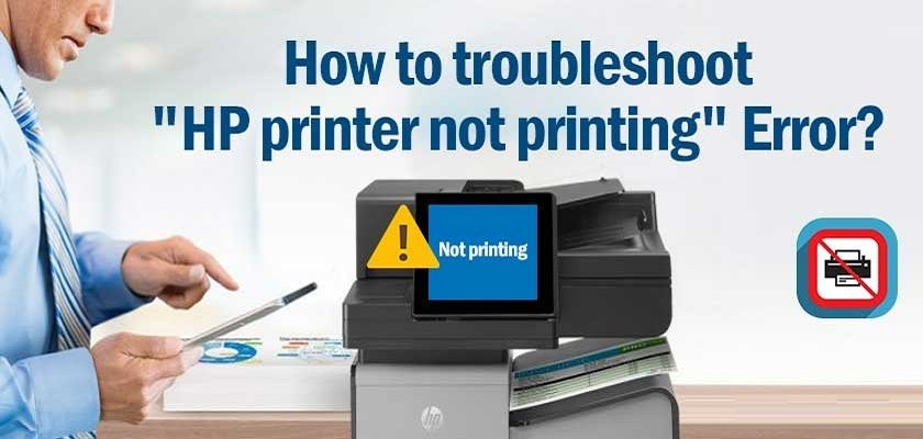 Hp Printer Is Not Printing How To Fix 1 800 605 6033