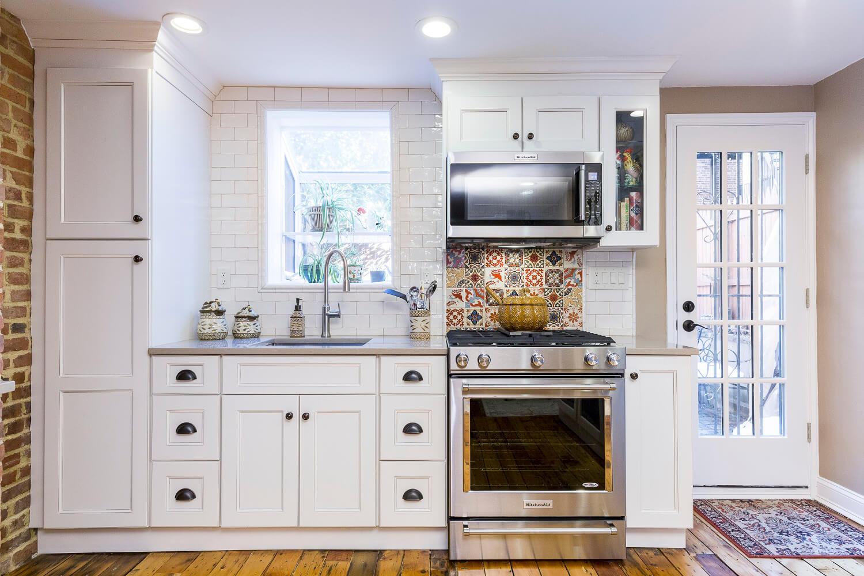 historic kitchen remodel jersey city | houseplay renovations