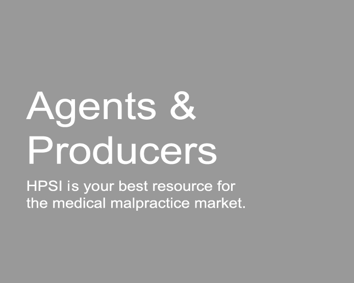 HPSI Agents and Producers