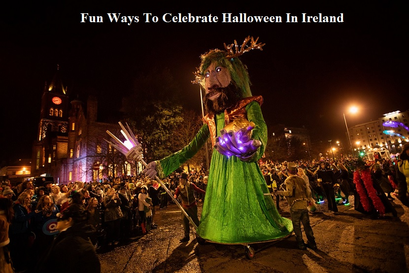 Our team of experts has selected the best halloween coffins out of hundreds of models. Halloween In Ireland: 8 Spooky And Fun Ways To Celebrate