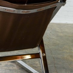 Easy Chair Nadir Steel Chrome Children S Seat Height Mid Century 39pirate 39 Chairs By Elsa And Nordahl