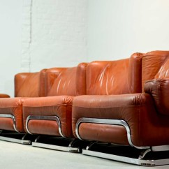 4 Seater Leather Sofa Prices Vladimir Kagan Reproduction Mid Century Seat And Lounge Chair In Style