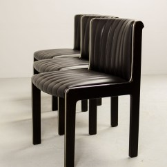 Quality Leather Dining Chairs Cleo Pedicure Chair Parts Mid Century Set Of Six High