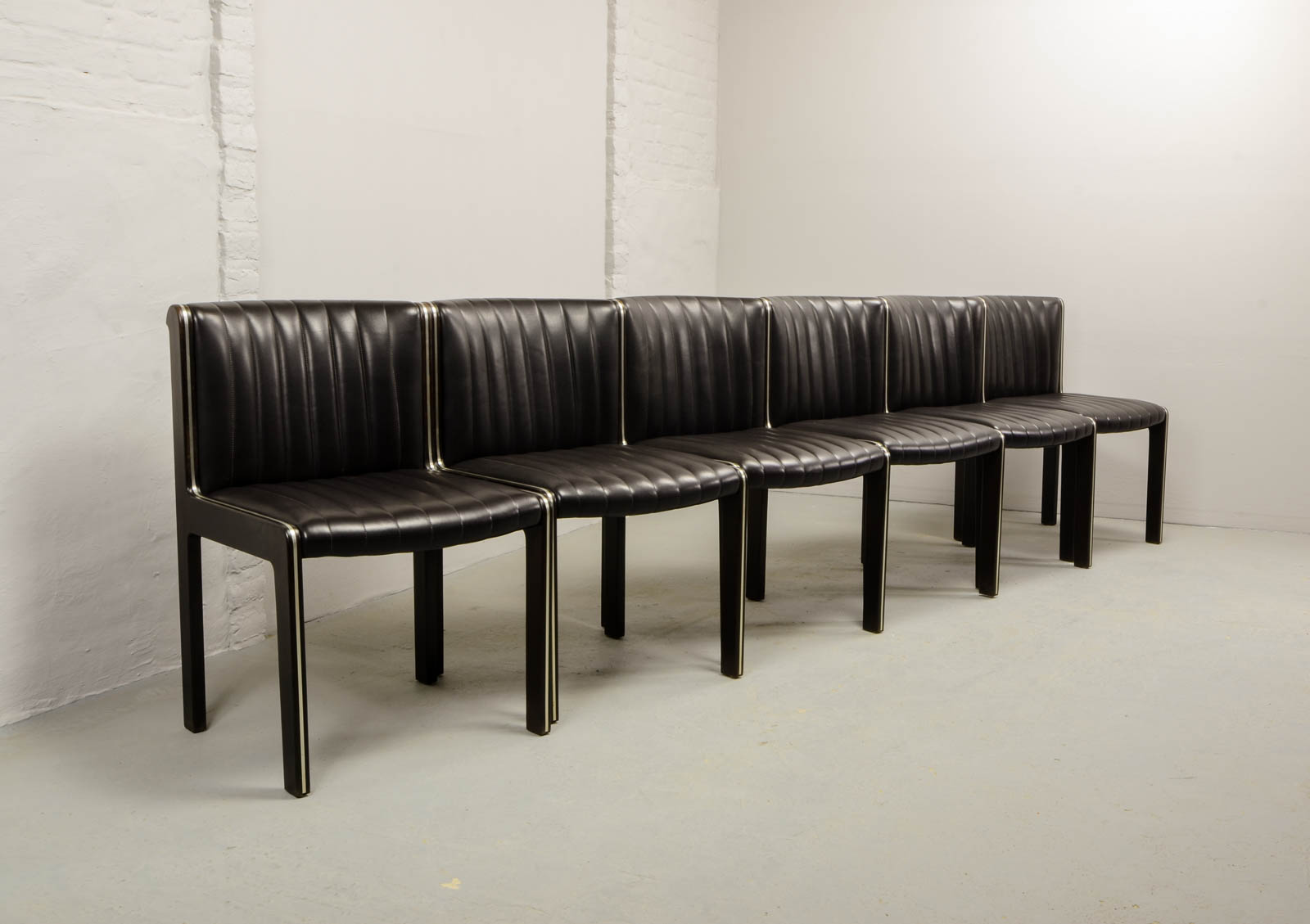 quality leather dining chairs upholstered room with arms mid century set of six high
