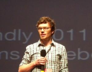 Paul Adams at User Friendly 2011