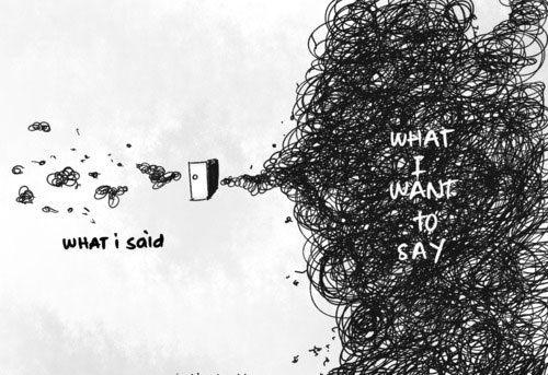 a lot on my mind