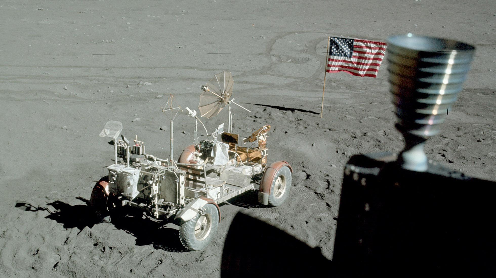 nasa apollo lunar rover - photo #33
