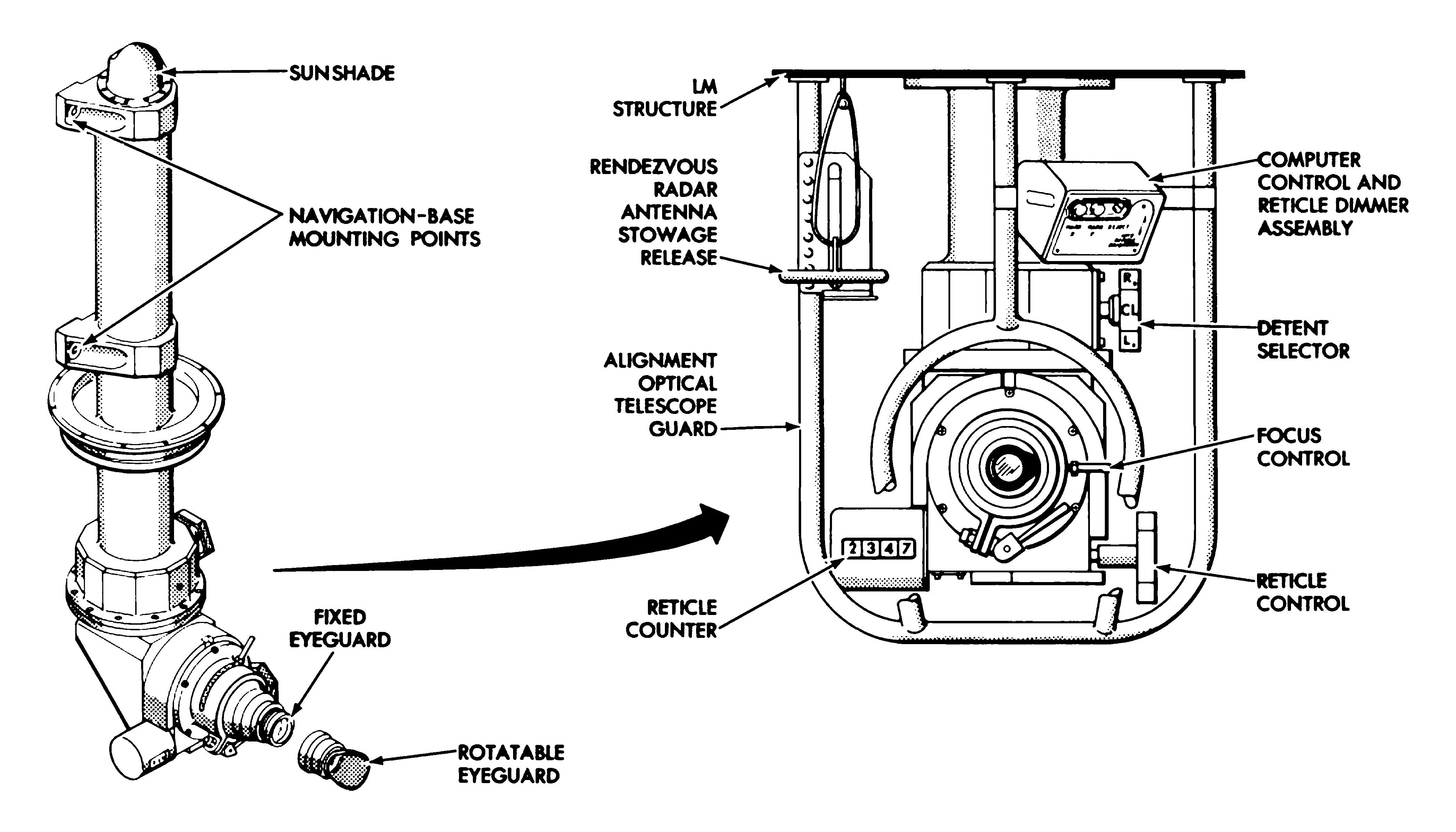 telescope optics ray diagram bobcat 863 parts alignment optical aot