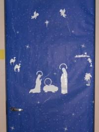 2012 Holiday Door Decorating Contest