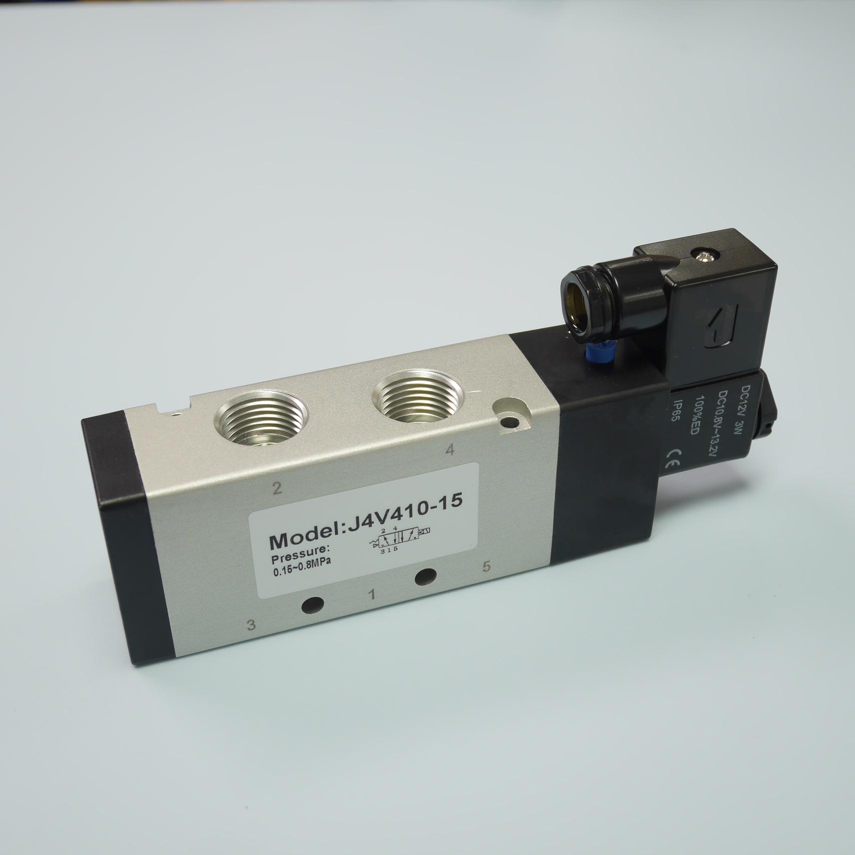 hight resolution of 5 2 way solenoid valve 1 2 npt ports 4v410 15