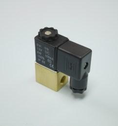 2 2 way brass solenoid valve 1 8 npt dc12v pu220 01a npt dc12v [ 1712 x 1712 Pixel ]