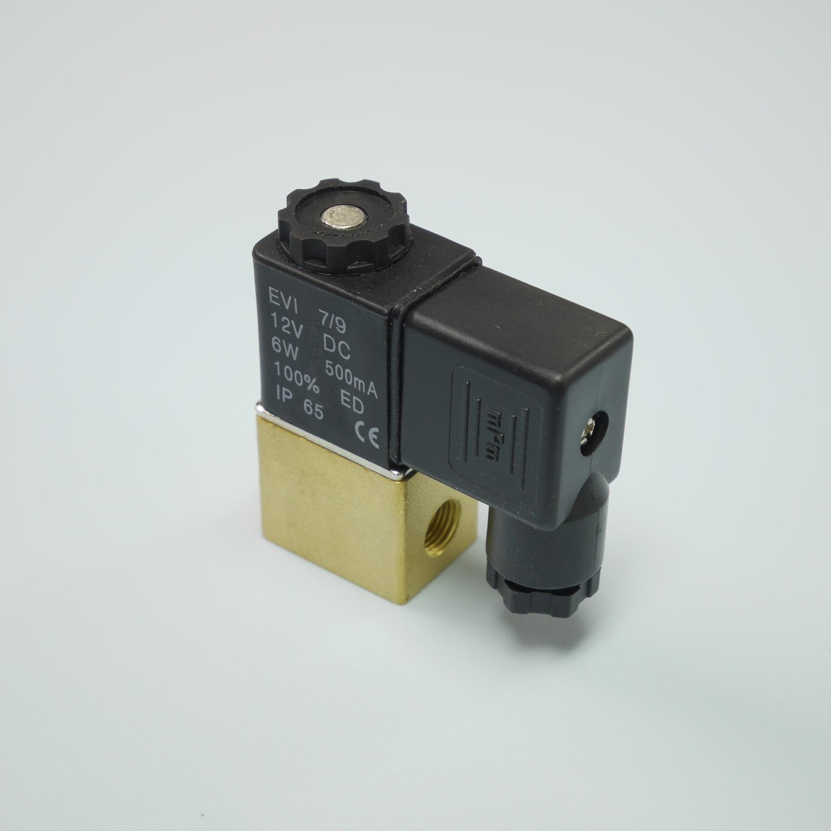 hight resolution of 2 2 way brass solenoid valve 1 8 npt dc12v pu220 01a npt dc12v