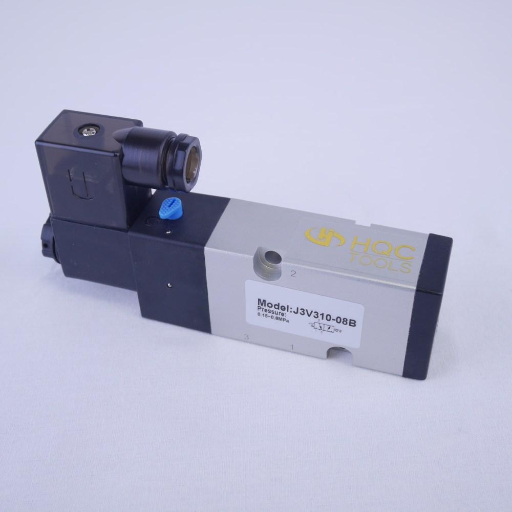 medium resolution of 3 2 way solenoid valve 1 4 npt ports 3v310 08b