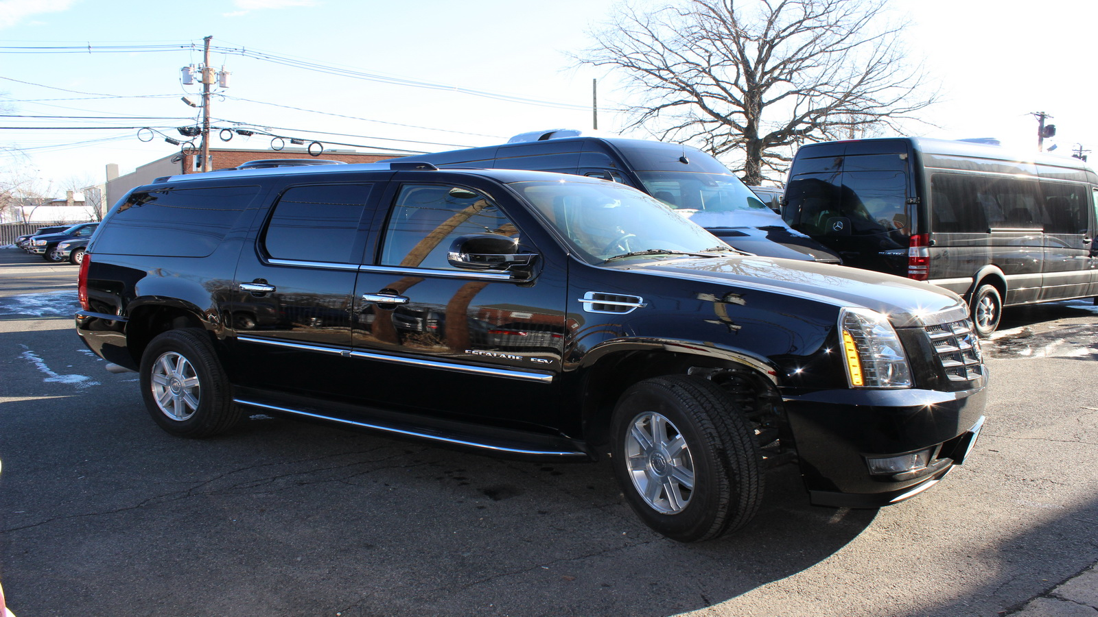 hight resolution of custom cadillac escalade conversion suvs