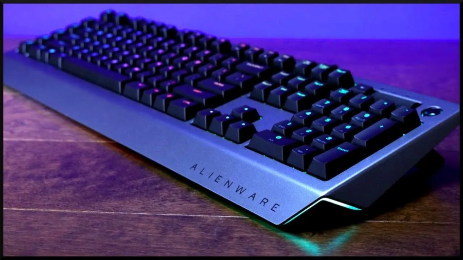 mechanical keyboards for gaming: Alienware Pro AW768