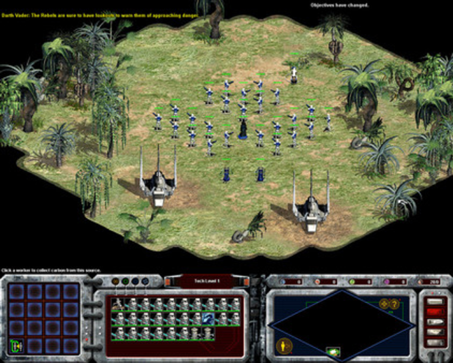 Games like Age of Empires - Star Wars: Galactic Battlegrounds