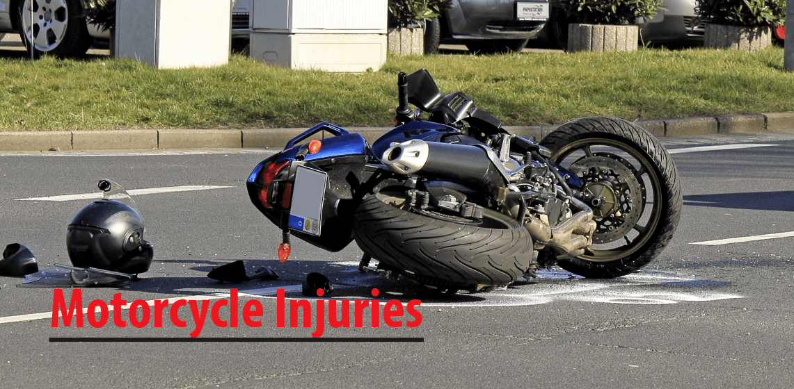 Types of Injuries Sustained By Motorcyclists