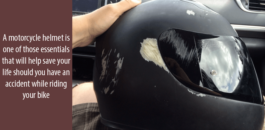 Why You Should Not Buy a Used Motorcycle Helmet Though It Is Best