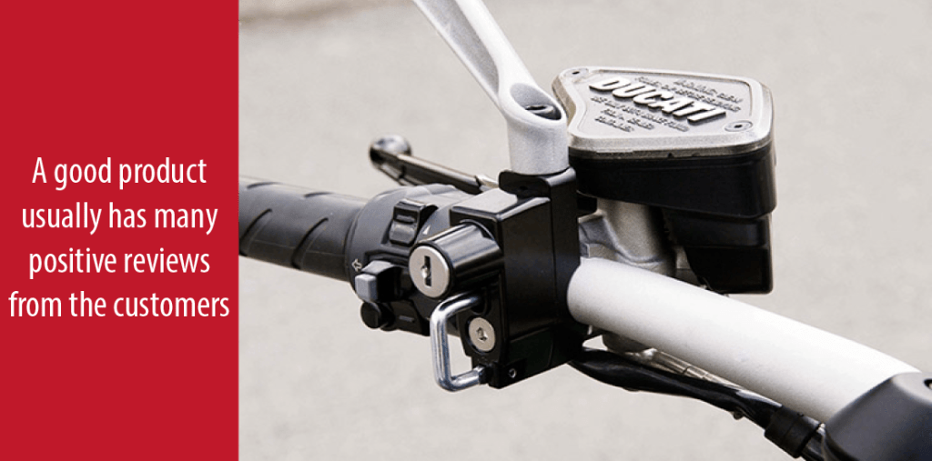 Motorcycle Helmet Lock Reviews