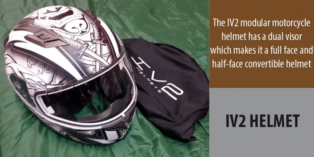 iv2 helmet reviews