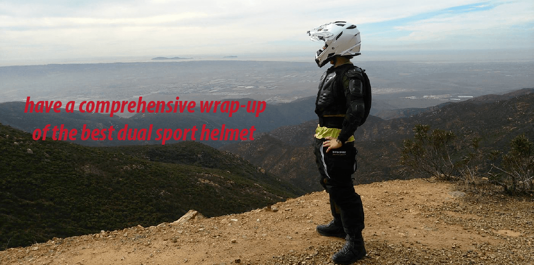 dual sport helmet reviews