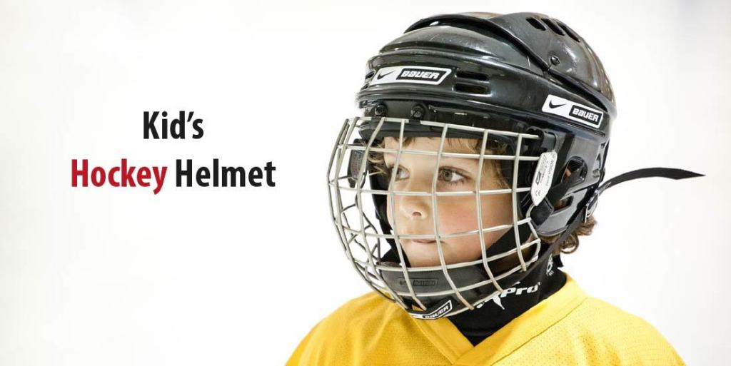 How safe is your kid's hockey helmet