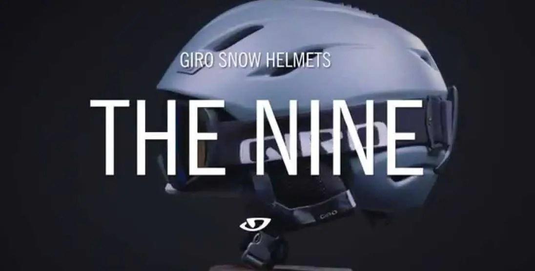 About Giro Nine helmet